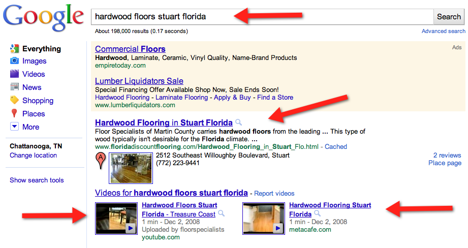 Florida Internet Marketing Results 3